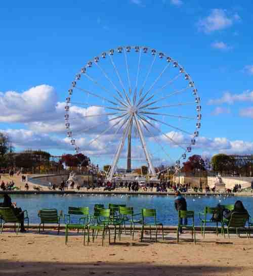 Walk Montmartre to Eiffel Tower Paris