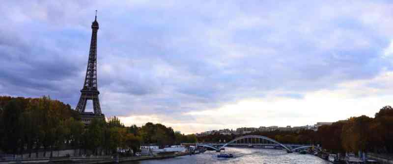 Montmartre to the Eiffel Tower