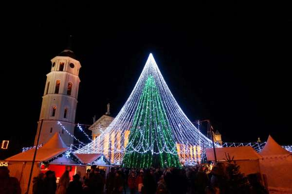 Vilnius Lithuania guide christmas markets