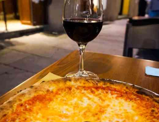 pizza italy budget