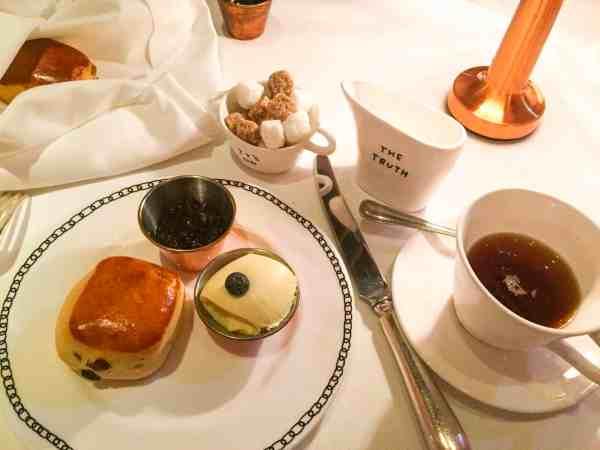 afternoon tea at sketch london