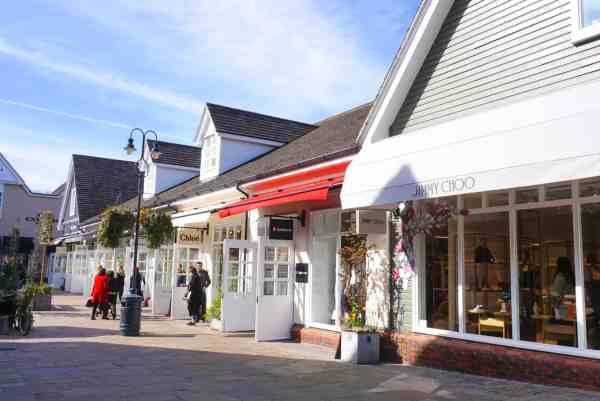 Bicester Village Shopping Outlet