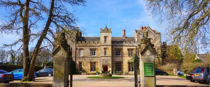 The Manor Country House Hotel Bicester Review!
