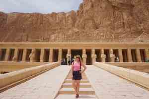 what to wear in egypt as a female traveller