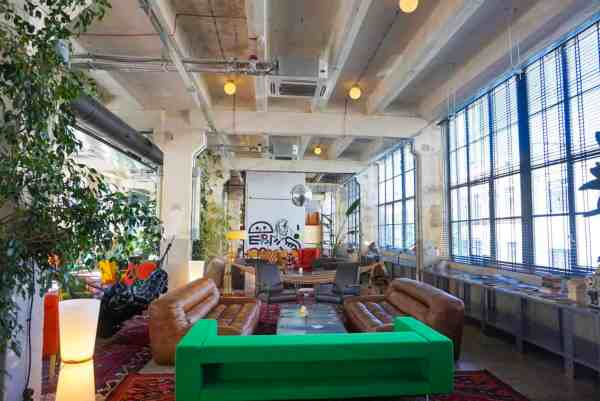 Fabrika Hostel Tbilisi Review