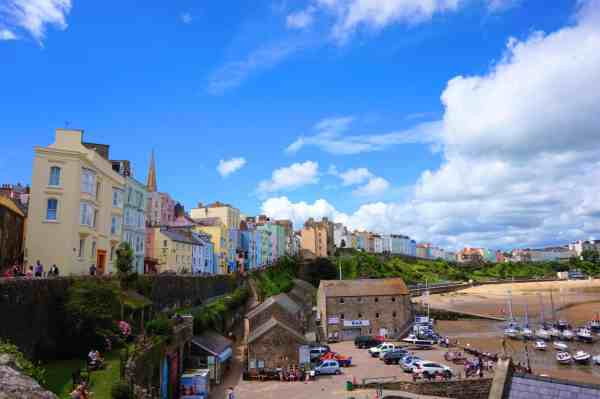 one day in pembrokeshire beaches tenby