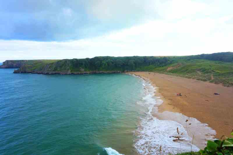 Barafundle Bay Walk