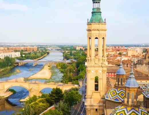Zaragoza Spain 2 Day itinerary