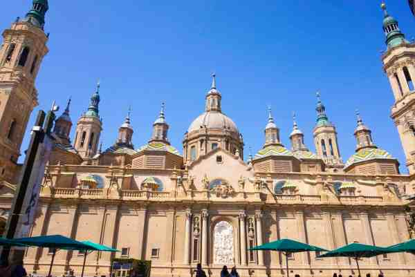 48 hours in Zaragoza, Spain