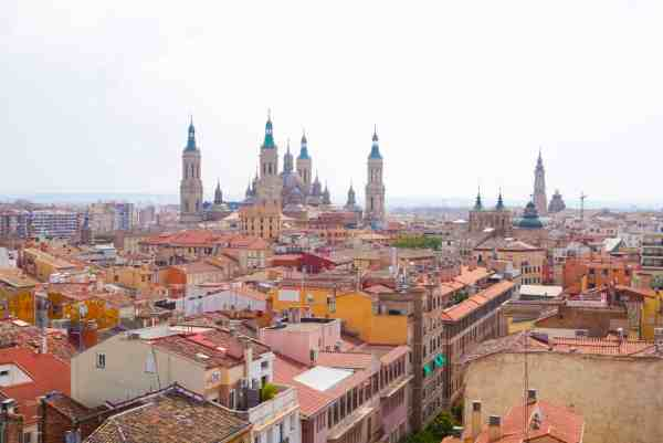 guide to Zaragoza spain