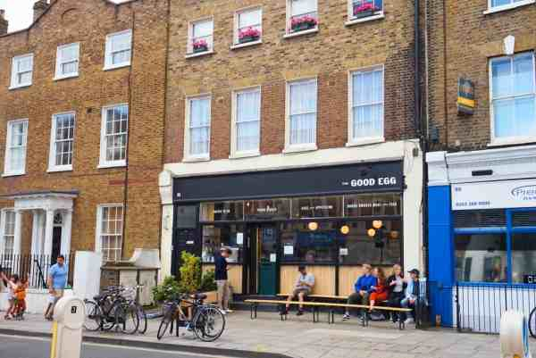 things to do in Stoke Newington, Good Egg