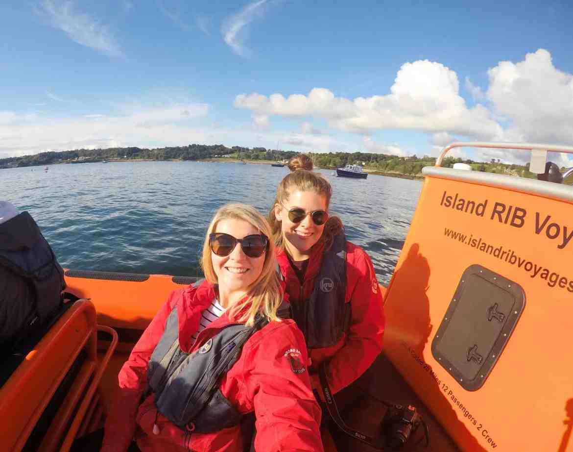 Jersey Channel Island itinerary, boat trip