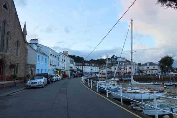 Jersey Channel Island itinerary, St Aubin
