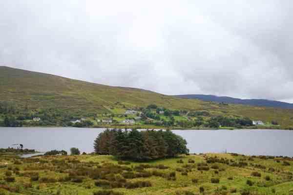 connemara national park west coast ireland