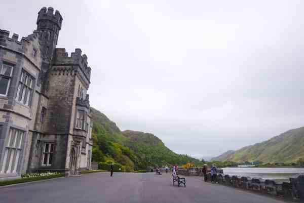 kylemore abbey west coast of ireland road trip