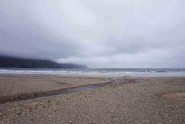 achill island bay west coast of ireland road trip