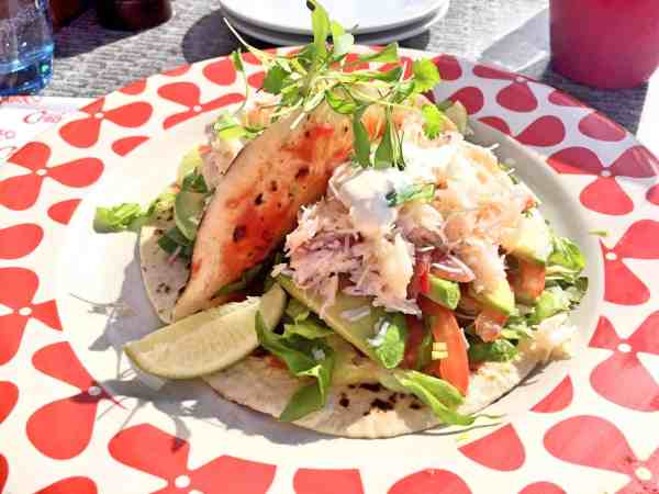 Jersey British Isles weekend guide the crab shack crab taco