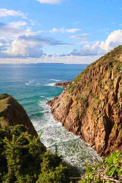 Jersey Channel Island itinerary, Plemont Bay