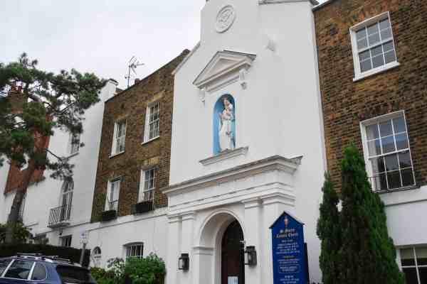 hampstead walking guide st marys church