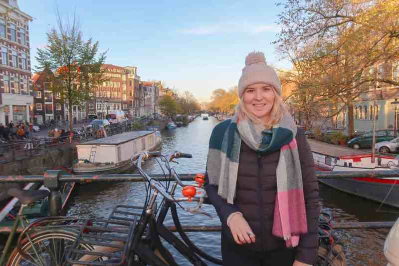 one day in Amsterdam solo