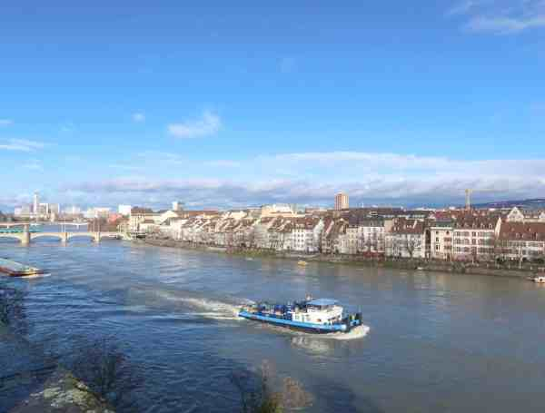 basel switzerland city guide rhine river