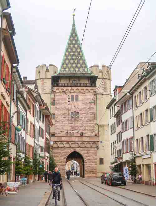 basel switzerland city guide city gate