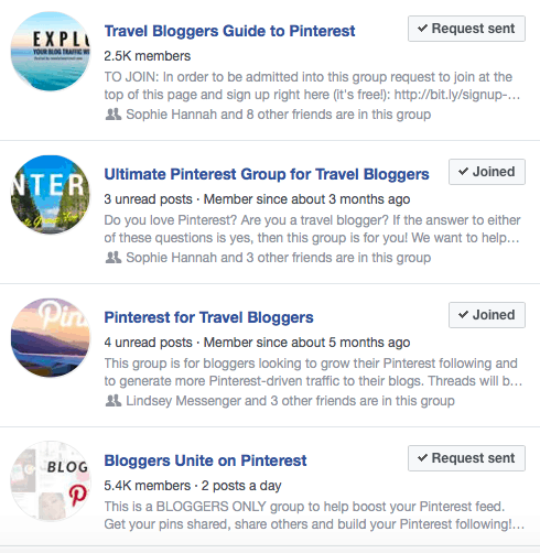 Beginners Guide to Pinterest Facebook pages