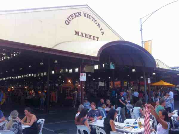 victoria night market, Melbourne things to do