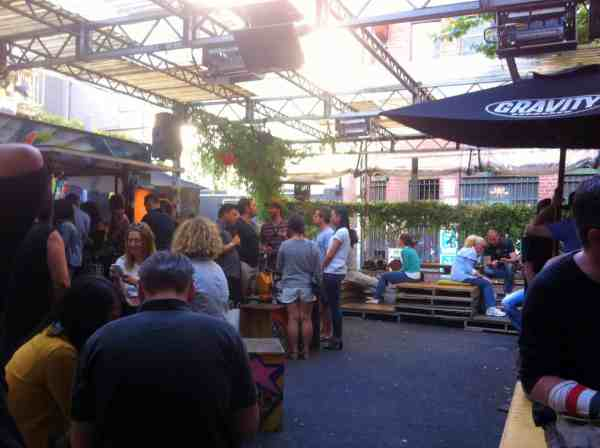 Section 8 bar Melbourne things to do
