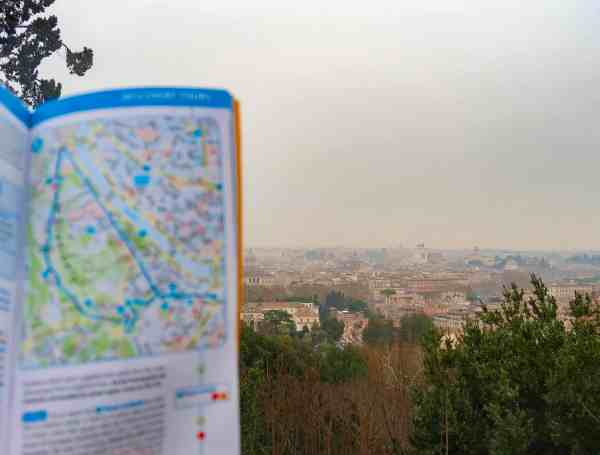 What to do in Trastevere, Gianicolo Hill Rome
