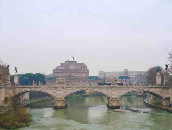 What to do in Trastevere, tiber river rome