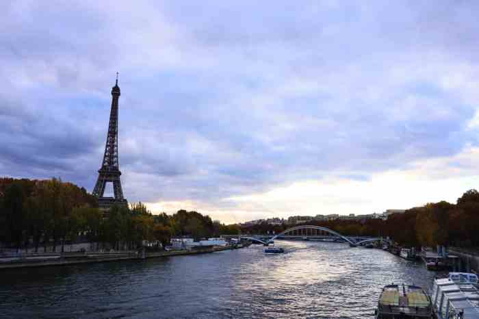 River Seine best things to do in paris