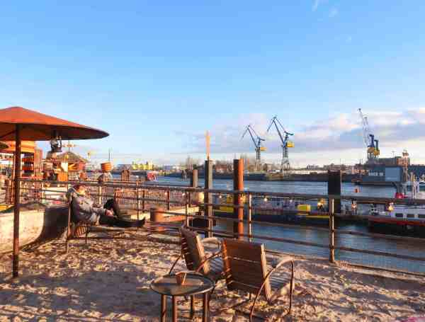 2 days in Hamburg strandpauli