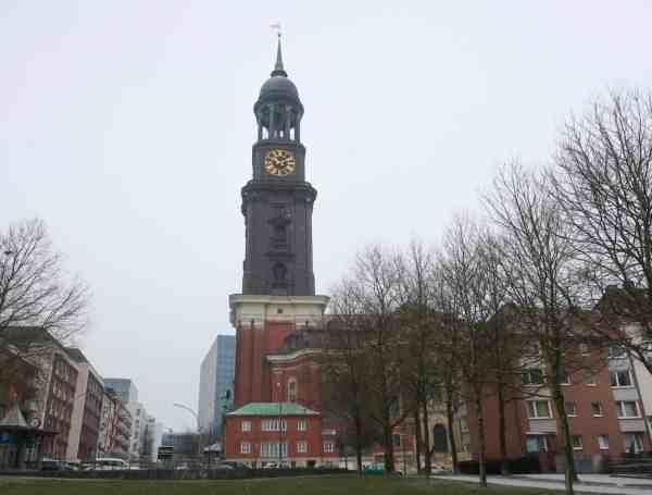 2 days in Hamburg church