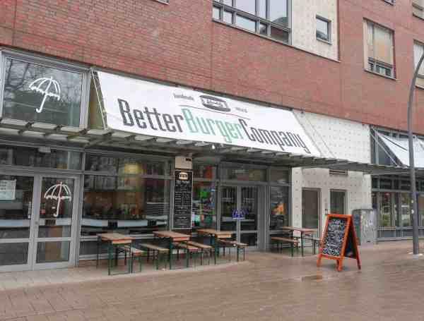 2 Days in Hamburg better burger company