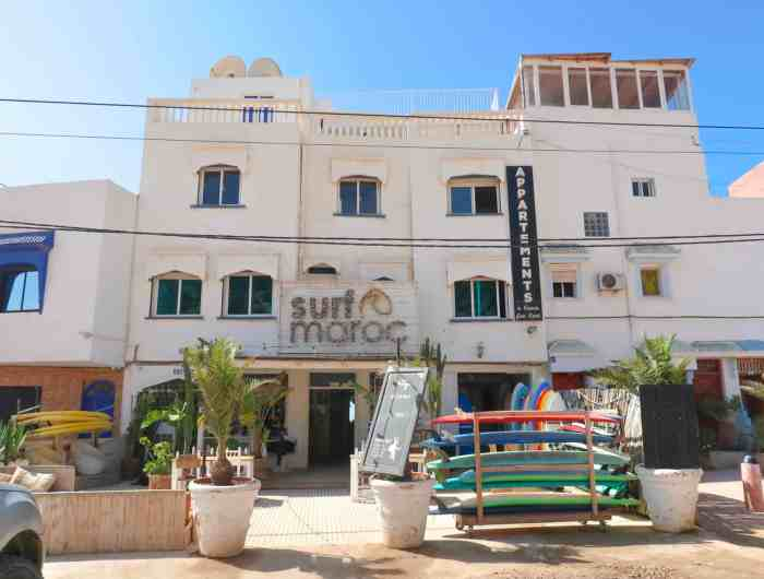 Taghazout Morocco Guide Surf Maroc