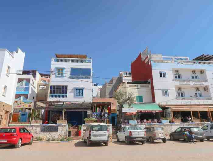 Taghazout Travel Guide, Restaurants