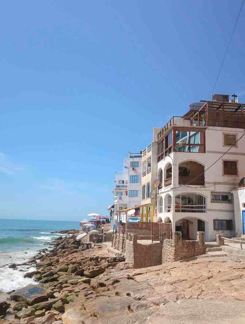 Taghazout Morocco Village photo