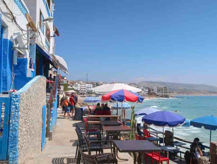 Taghazout Morocco Guide restaurants