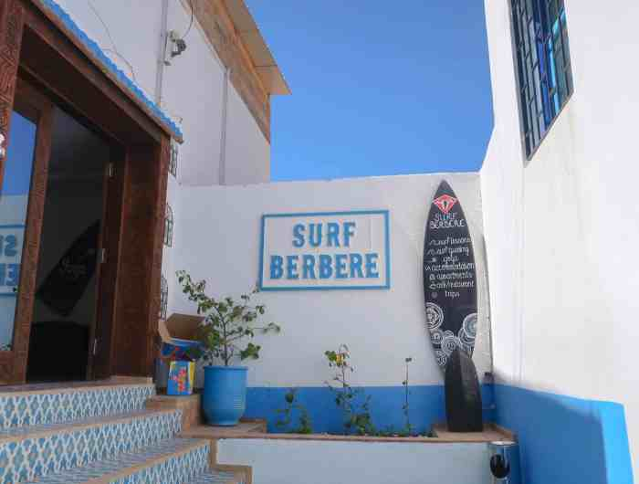 Taghazout Morocco Guide surf berbere