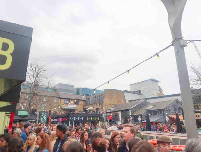 Regents Canal Walk, Primrose Hill Camden Market
