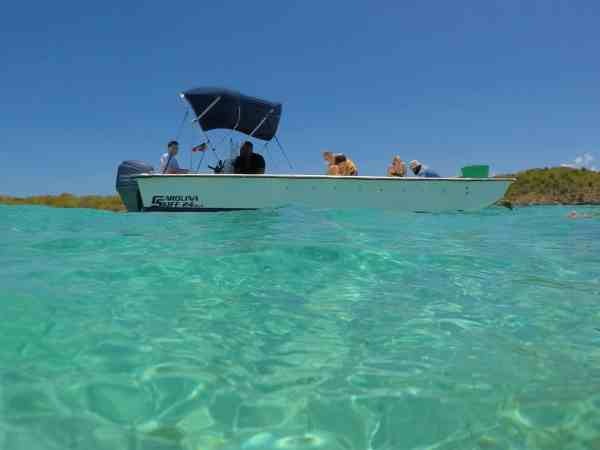 things to do in antigua and barbuda snorkelling