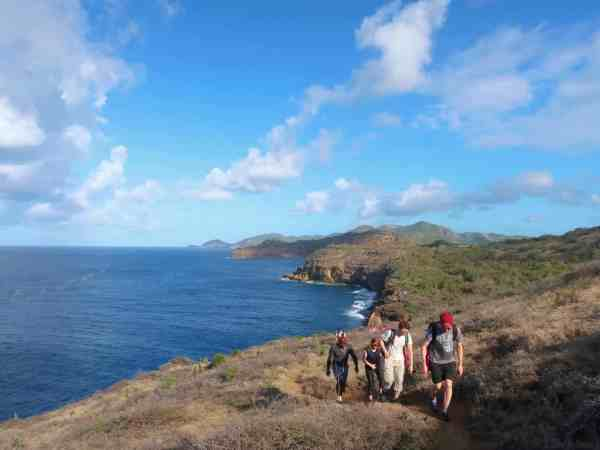 Things To Do in Antigua Away From The Resort, hiking
