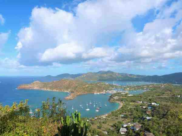 Things to do in Antigua and Barbuda Shirley Heights