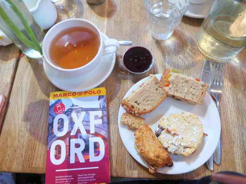 Day Trip to Oxford from London, afternoon tea