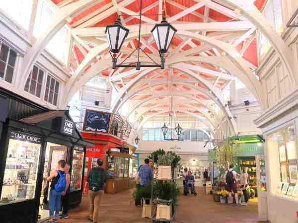 oxford things to do covered market