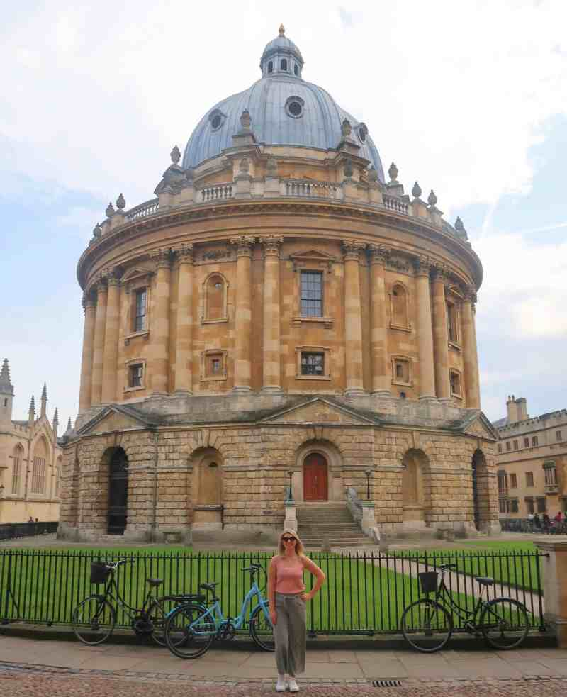 Day Trip to Oxford from London, radcliffe camera