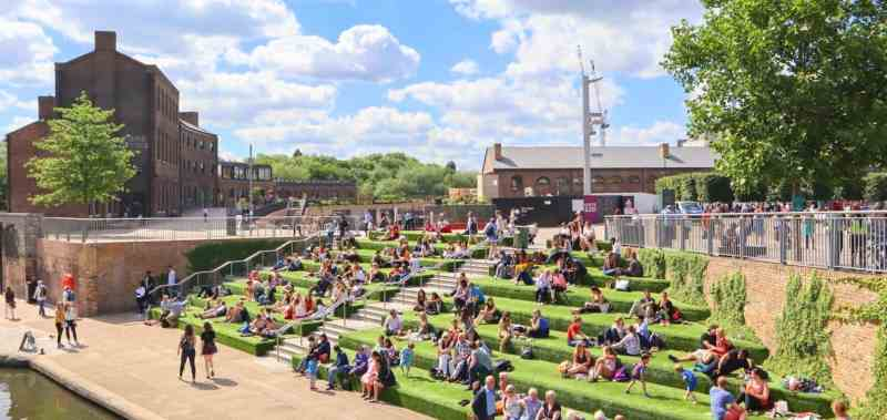 Top Things To Do in Kings Cross London