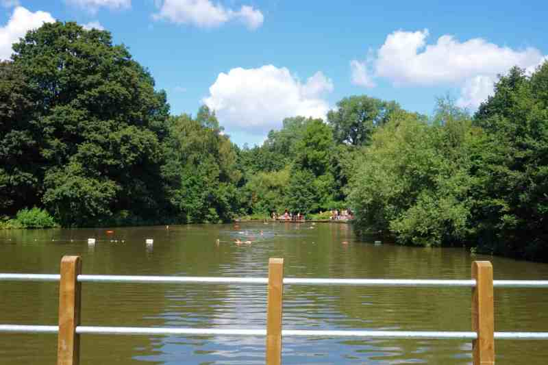 Things to do in Hampstead London Swimming Ponds