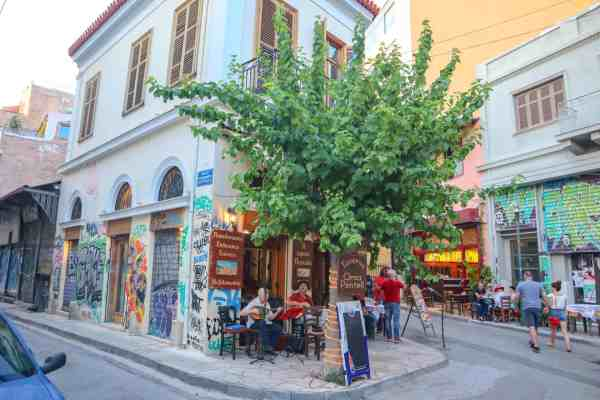 Monastiraki things to do in Athens